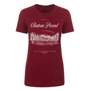 Star Trek: Picard Chateau Picard Vineyard Logo Women's Short Sleeve T-Shirt