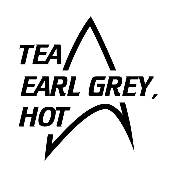 Star Trek: The Next Generation Tea Earl Grey Hot Travel Mug