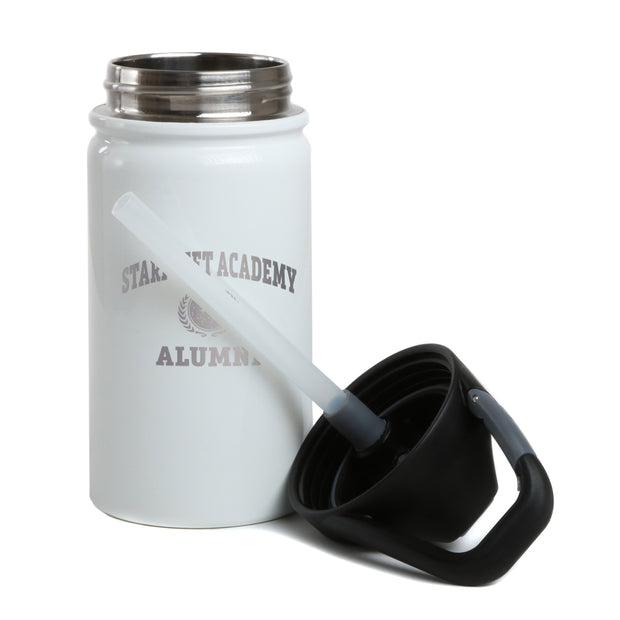 Star Trek Starfleet Academy Alumni Laser Engraved SIC Water Bottle