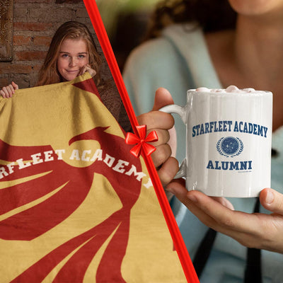 Star Trek Starfleet Academy Alumni Gift Wrapped Bundle