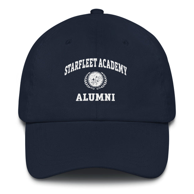 Star Trek Starfleet Academy Alumni Personalized Embroidered Hat