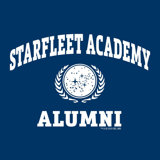 Star Trek Starfleet Academy Alumni Women's Relaxed Scoop Neck T-Shirt