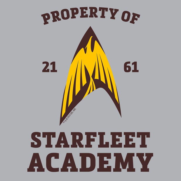 Star Trek: Starfleet Academy Flying Phoenix Delta Fleece Crew Neck Sweatshirt