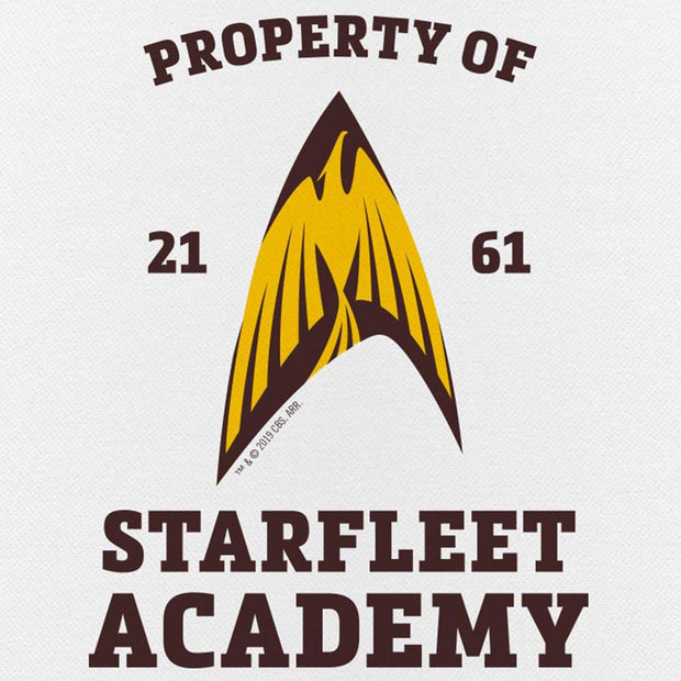 Star Trek Starfleet Academy Flying Phoenix Delta Mouse Pad