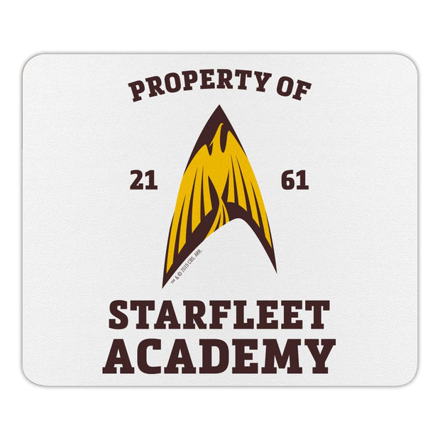 Star Trek Starfleet Academy: Flying Phoenix Delta Mouse Pad