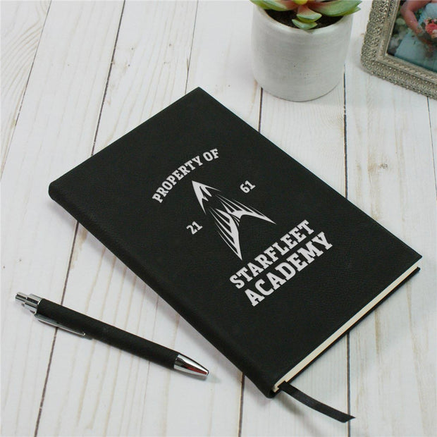 Star Trek Starfleet Academy: Flying Phoenix Delta Notebook