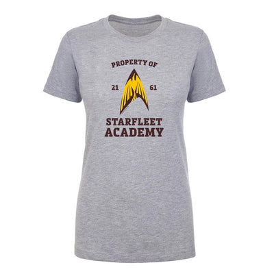 Star Trek Starfleet Academy Flying Phoenix Delta Women's Short Sleeve T-Shirt