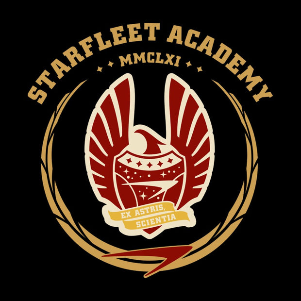 Star Trek Starfleet Academy San Francisco Phoenix Embroidered Hat