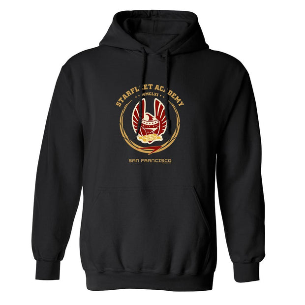 Star Trek: Starfleet Academy San Francisco Phoenix Fleece Hooded Sweatshirt