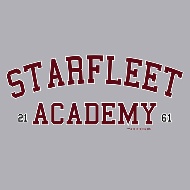 Star Trek Starfleet Academy Varsity Women's Short Sleeve T-Shirt