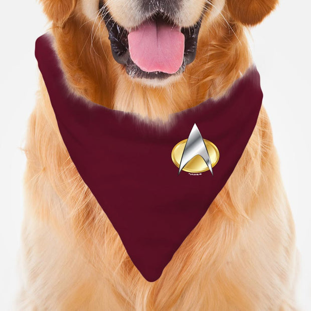 Star Trek: The Next Generation Command Bandana