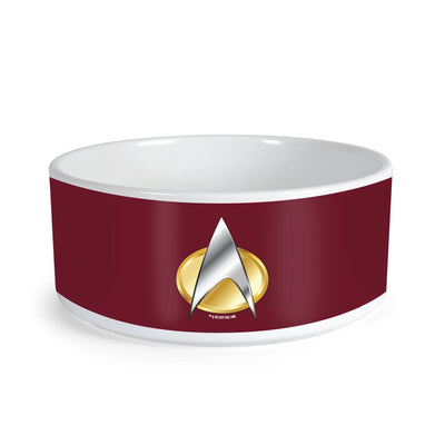 Star Trek: The Next Generation Command Pet Bowl