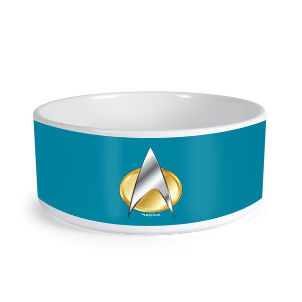 Star Trek: The Next Generation Medical Pet Bowl