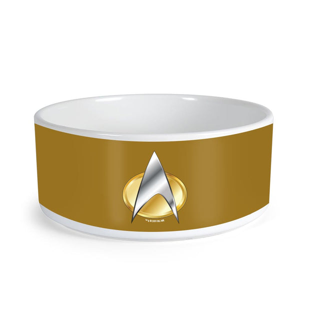 Star Trek: The Next Generation Operations Pet Bowl