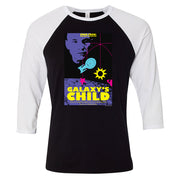 Star Trek: The Next Generation Juan Ortiz Galaxy's Child 3/4 Sleeve Baseball T-Shirt