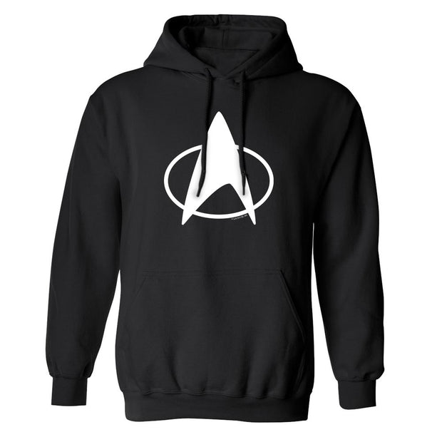 Star Trek: The Next Generation Delta Fleece Hooded Sweatshirt