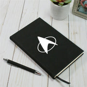 Star Trek: The Next Generation Delta Laser Engraved Notebook