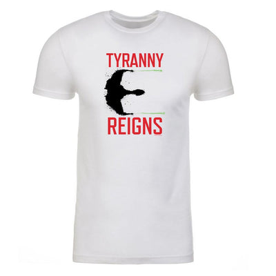 Star Trek: The Next Generation Mirror Universe Tyranny Reigns Adult Short Sleeve T-Shirt
