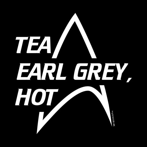 Star Trek: The Next Generation Tea Earl Grey Women's Tri-Blend Dolman T-Shirt