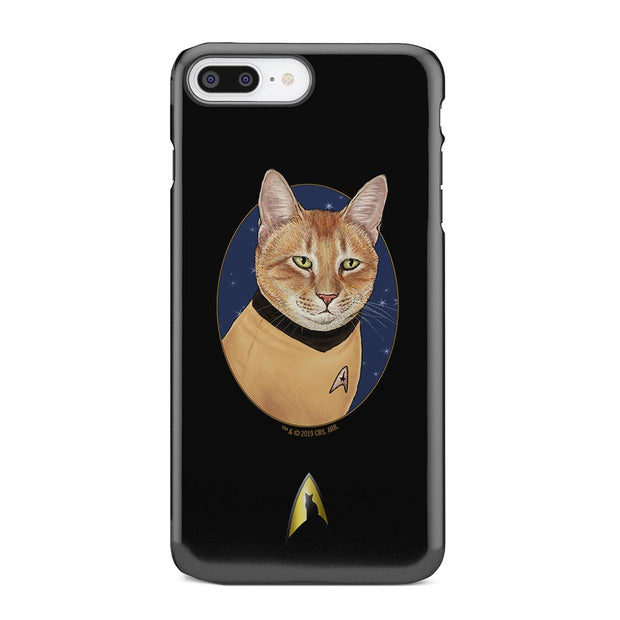 Star Trek: The Original Series Cat Captain Kirk Tough Phone Case