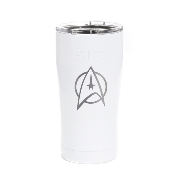 Star Trek: The Original Series Delta Laser Engraved SIC Tumbler
