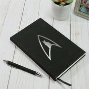 Star Trek: The Original Series Kitty Cat Logo Laser Engraved Notebook