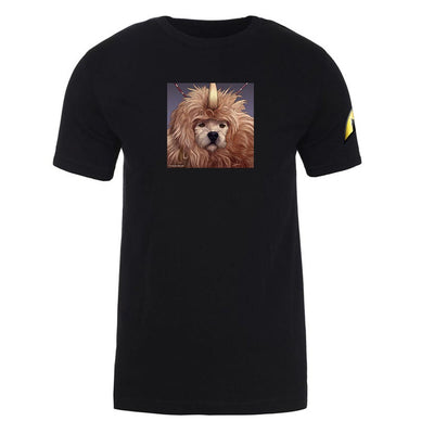 Star Trek: The Original Series Dog Alien Short Sleeve T-Shirt