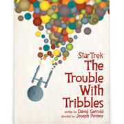 Star Trek: The Original Series Juan Ortiz The Trouble With Tribbles Satin Poster
