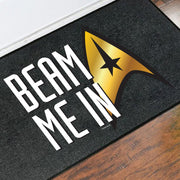 "Star Trek: The Original Series Beam Me In Doormat - 18"" x 24"""