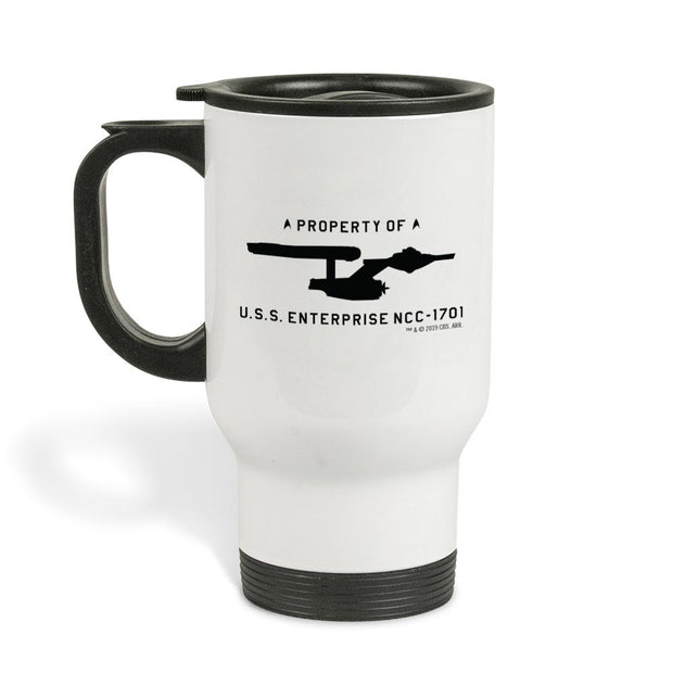 Star Trek: The Original Series Beverage Containment System Personalized Travel Mug