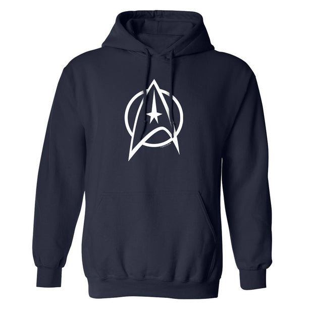Star Trek: The Original Series Delta Fleece Hooded Sweatshirt