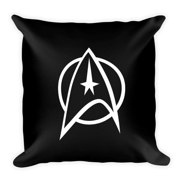 "Star Trek: The Original Series Delta Pillow - 16"" x 16"""