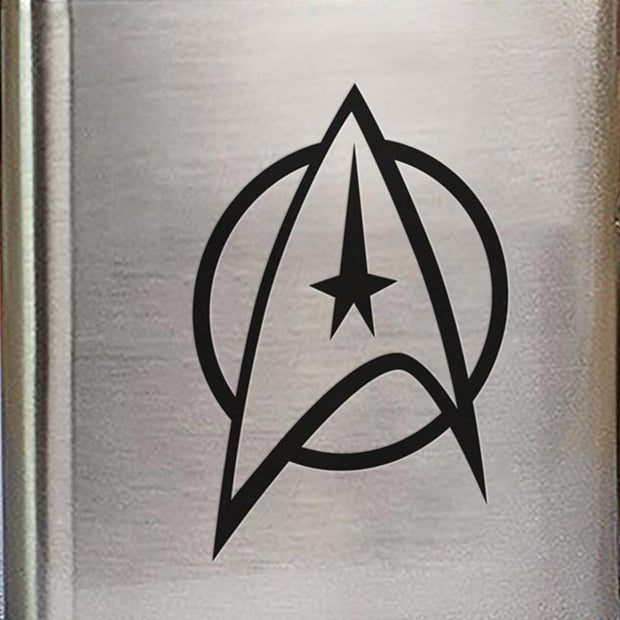Star Trek: The Original Series Delta Stainless Steel Flask