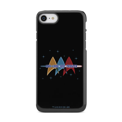 Star Trek: The Original Series Live Long and Prosper Deltas Tough Phone Case