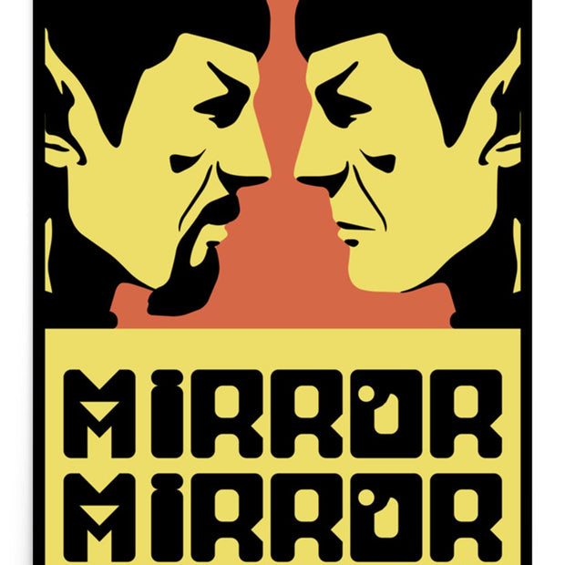 Star Trek: The Original Series Mirror Mirror Premium Poster
