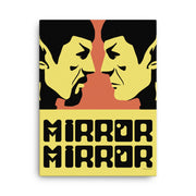 Star Trek: The Original Series Mirror Mirror Wrapped Canvas