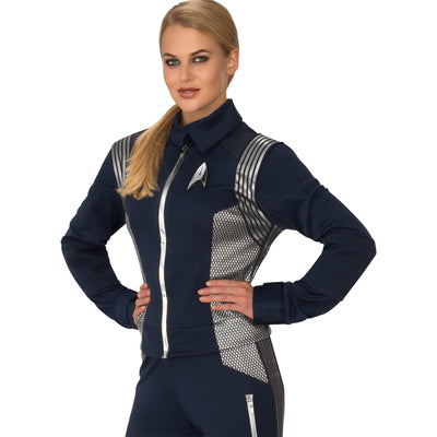 Star Trek: Discovery Science Women's Uniform (Silver)