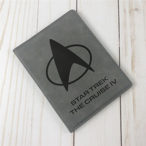 Star Trek: The Next Generation Personalized Passport Holder