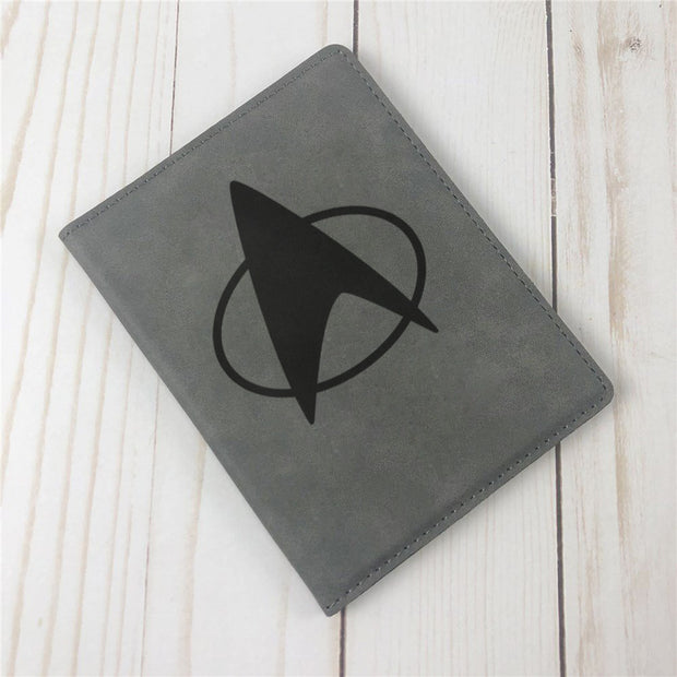Star Trek: The Next Generation Logo Passport Holder