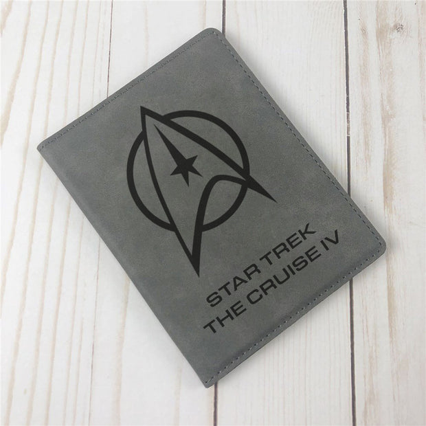 Star Trek: The Original Series Personalized Passport Holder