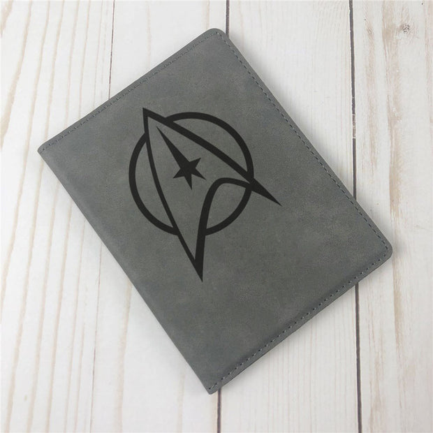 Star Trek: The Original Series Logo Passport Holder