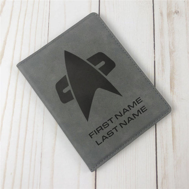 Star Trek: Voyager Personalized Passport Holder