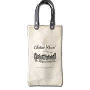 Star Trek: Picard Chateau Picard Canvas Wine Tote