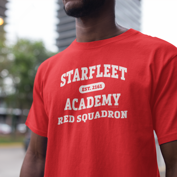 Star Trek Starfleet Academy EST. 2161 Personalized Adult Short Sleeve T-Shirt
