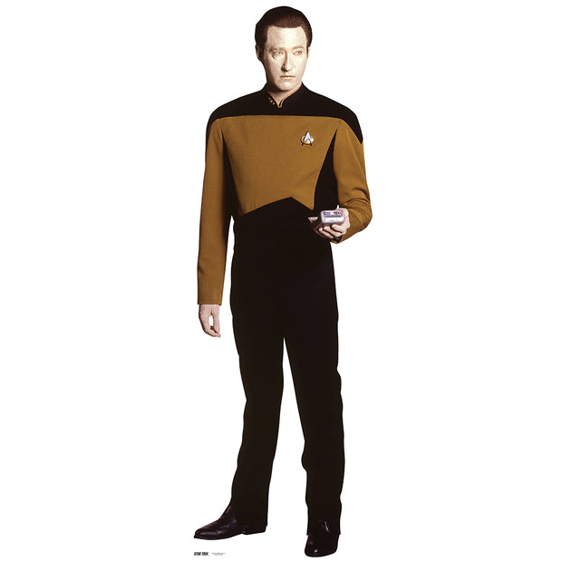 Star Trek: The Next Generation Data Standee