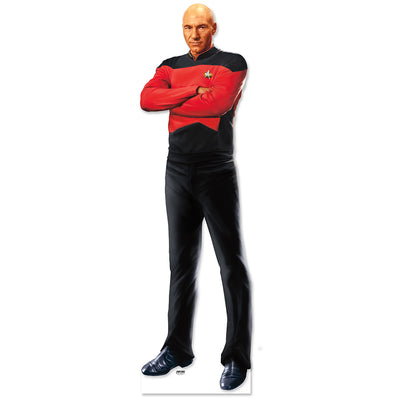 Star Trek: The Next Generation Picard Standee