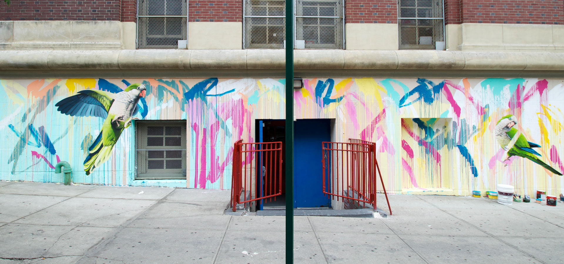 Brooklynk NYC Residency Dos Puentes School