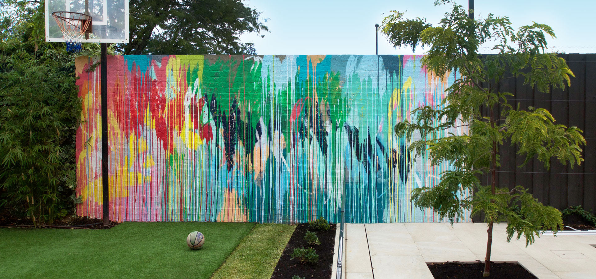 Caulfield Garden Wall
