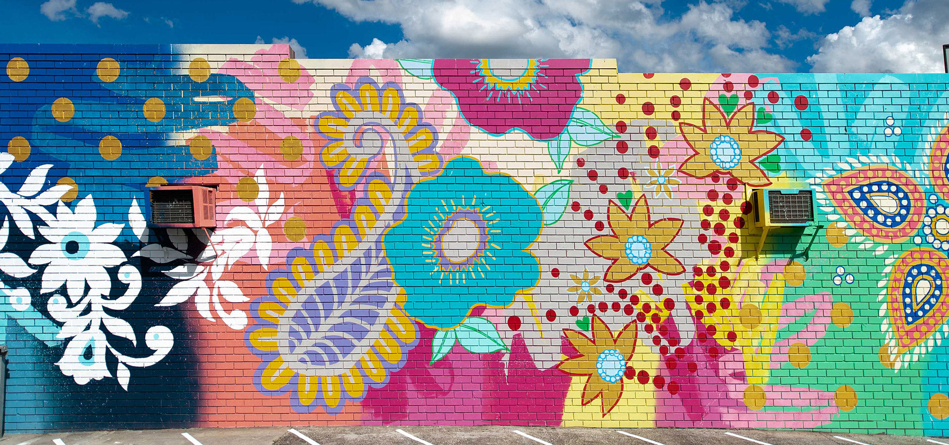 Adornment - Little India Precinct Mural