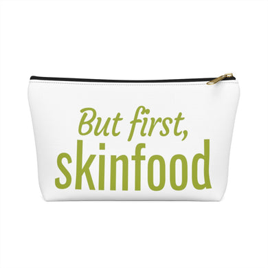 But First... Skinfood - Carry All Pouch